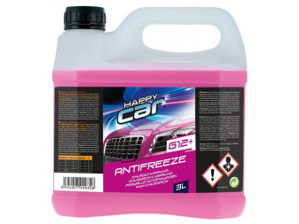 COOLANT FLUID antifreeze profi D G12 3l