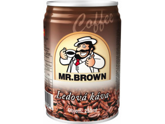 Mr.Brown ledová káva 250ml