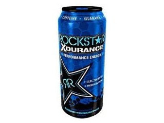 Rockstar blueberry 500ml