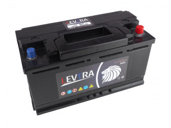 Autobaterie LEVTRA 12V/90Ah 680A