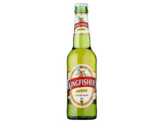 Kingfisher 4.8%  - Indie - 0.33l